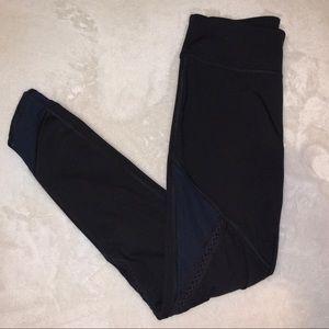 FILA SPORT mesh detail leggings